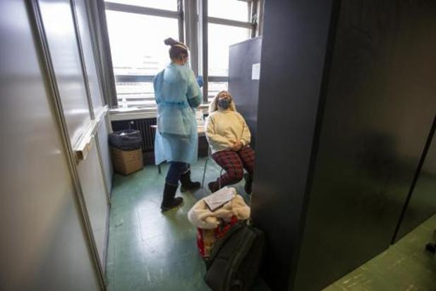 Positieve antistoftesten gaven beperkt verkeerd beeld over lokale besmettingen