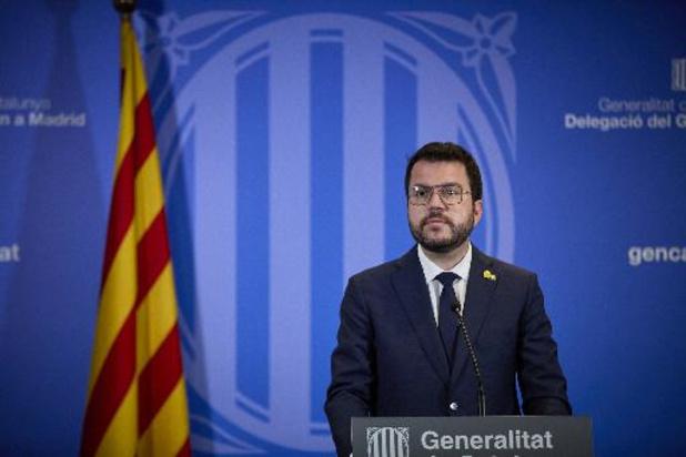 """Crisis Catalonië - Eind september praten Catalonië en """"Madrid"""" weer met elkaar"""