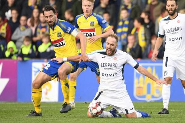 Proximus League - Virton gaat met overwinning aan de haal in Westerlo
