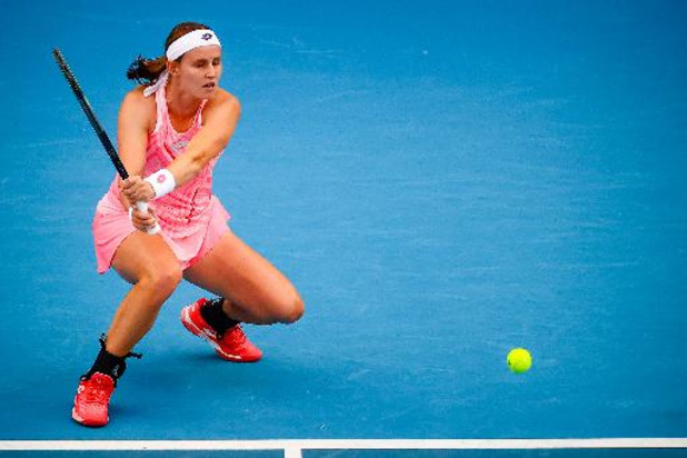Greet Minnen se qualifie pour le troisième et dernier tour des qualifications de Roland-Garros