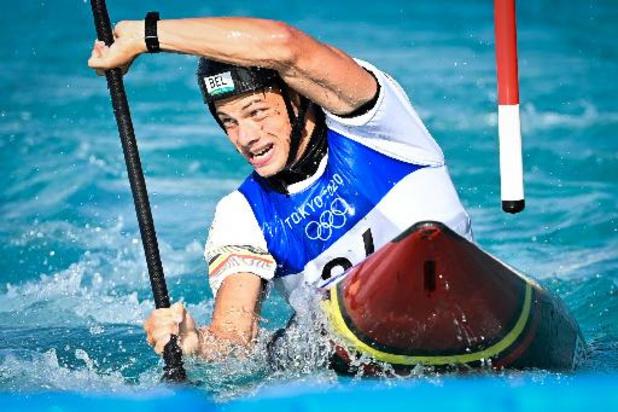 Mondiaux de kayak slalom - Gabriel De Coster qualifié pour les demi-finales du K1 après la 1ère série