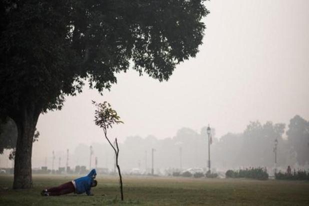 """""""État d'urgence sanitaire"""": New Delhi (Inde) suffoque sous un pic de pollution"""