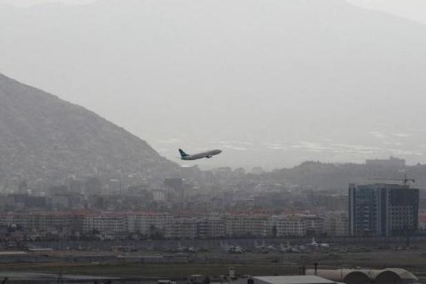 L'aéroport de Kaboul a rouvert