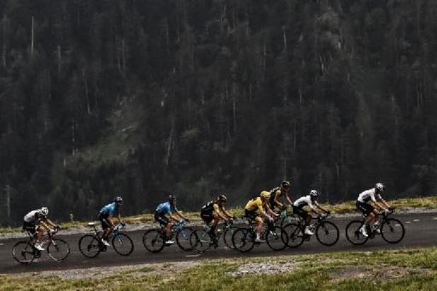 """La """"montée la plus dure des Pyrénées"""", juge de paix de la 17e étape"""