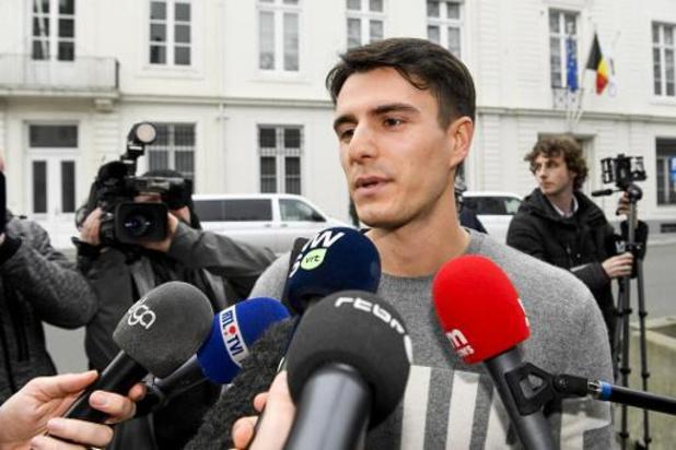 Rousseau stuurt nota naar voorzitters regeringspartijen