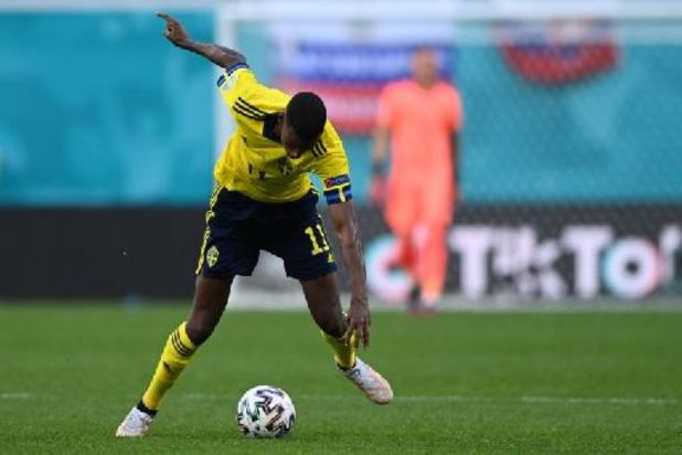 Alexander Isak élu Homme du Match de Suède-Slovaquie