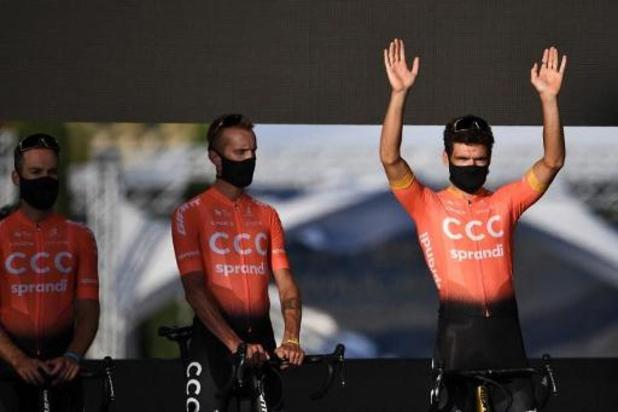 """Greg Van Avermaet s'attend à un """"Tour de France bizarre"""""""