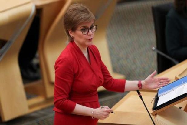 Schotse regering wil lockdownmaatregelen voorzichtig versoepelen
