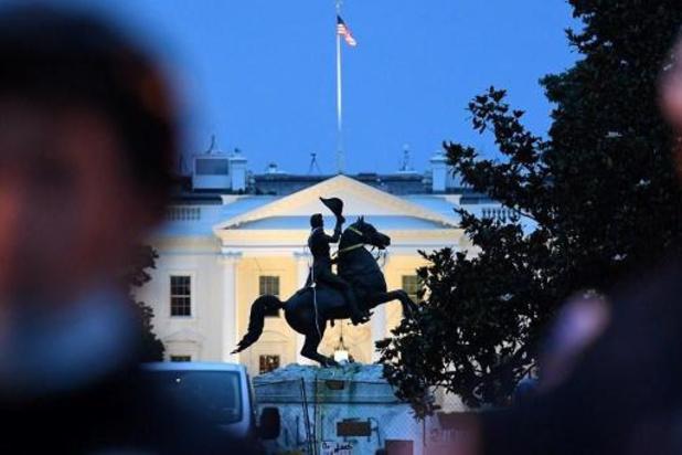 Trump haalt uit naar manifestanten die standbeeld Andrew Jackson wilden weghalen