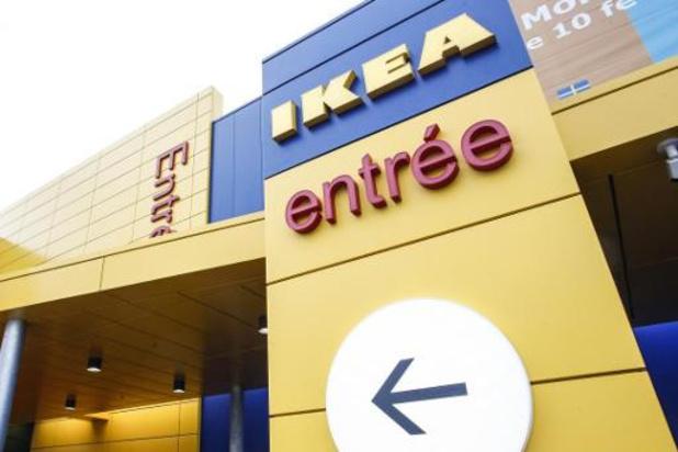 Ikea Belgique franchit le cap du milliard d'euros de chiffre d'affaires l'an dernier