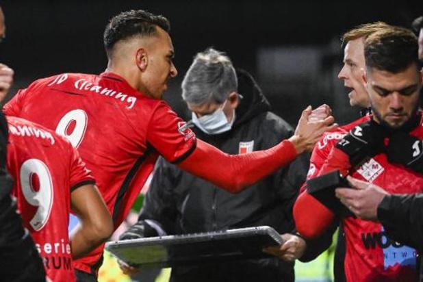 1B Pro League - Westerlo laat tweede plaats liggen door nederlaag op RWDM