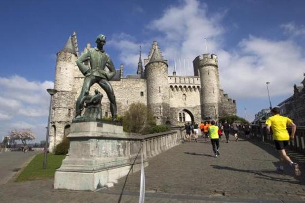 Stad Antwerpen vraagt geduld na commotie rond verbouwing van Het Steen