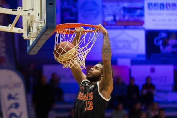 Euromillions Basket League - Anvers bat Limburg United; le Brussels, Louvain et Mons s'imposent également