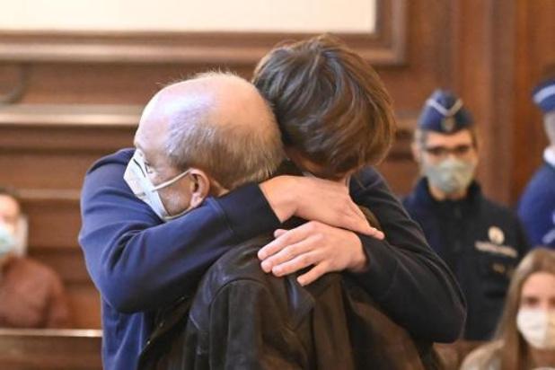Christian Van Eyken et Sylvia B. condamnés à 27 ans de prison pour assassinat