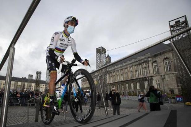 Renners gaan van start in Luik