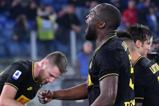 Europa League - La montée au jeu de Lukaku, à l'assist puis buteur, délivre l'Inter en Bulgarie