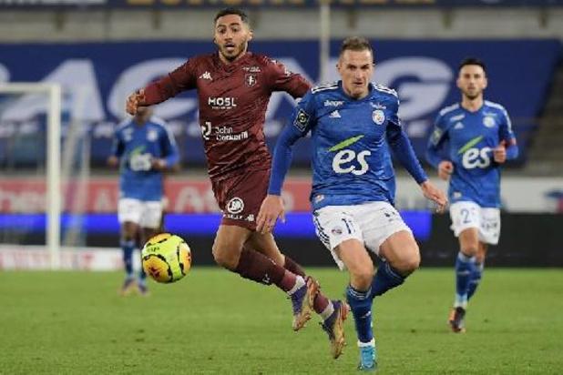 Youssef Maziz speelt volgend seizoen op huurbasis voor Seraing