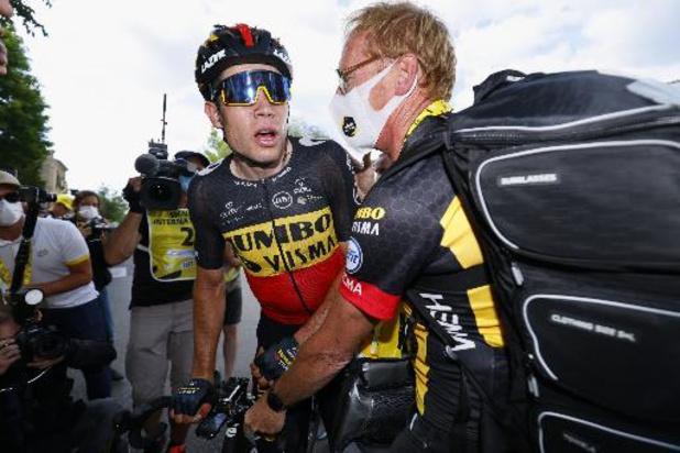 """Van Aert: """"De eerste col die ik beklom was de Mont Ventoux"""""""