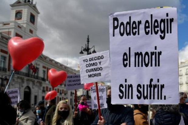 Espagne: entrée en vigueur du droit à l'euthanasie
