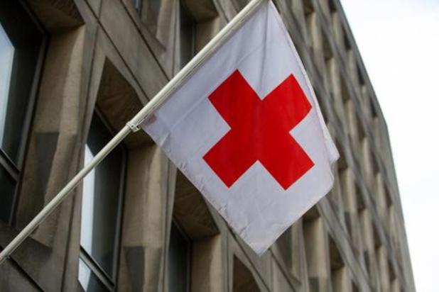 Brand vluchtelingenkamp Lesbos: Rode Kruis doet oproep voor financiële hulp