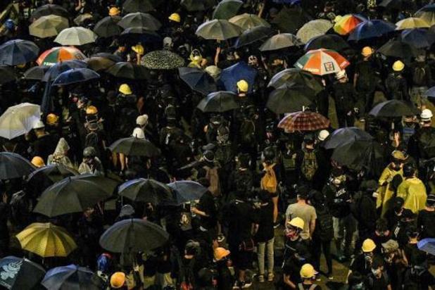 Les protestations à Hong Kong forcent les géants technologiques à prendre position