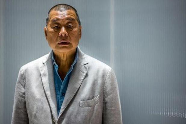 Loi sur la sécurité nationale à Hong Kong - Le patron de presse Jimmy Lai arrêté à Hong Kong