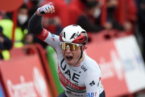 """Jasper Philipsen, vainqueur de la 15e étape: """"Je suis super fier de cette victoire"""""""