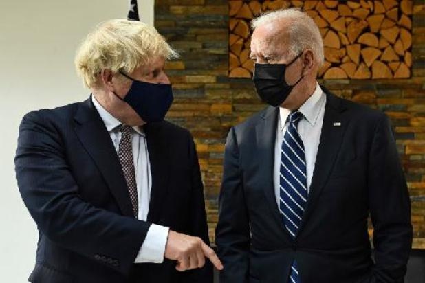 """Johnson qualifie d'""""indestructible"""" la relation avec les Etats-Unis"""