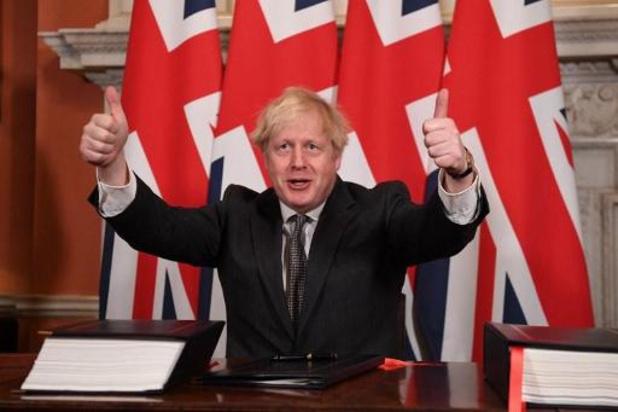 """""""Impact brexit minder zwaar dan verwacht"""""""