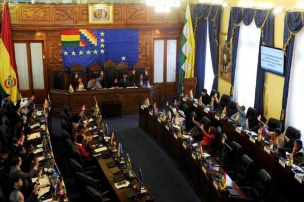 Elections en Bolivie - Le Sénat approuve l'organisation d'élections présidentielle et législatives