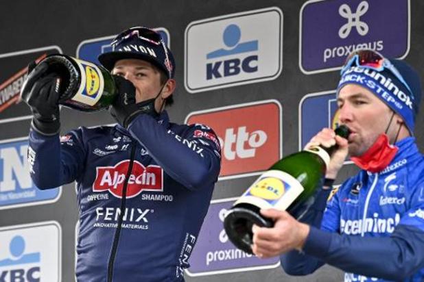 """Mark Cavendish ému par sa 2e victoire de suite: """"Jakobsen peut en gagner une"""""""