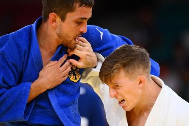OS 2020 - Judoka Jorre Verstraeten (-60 kg) stoot door naar achtste finales
