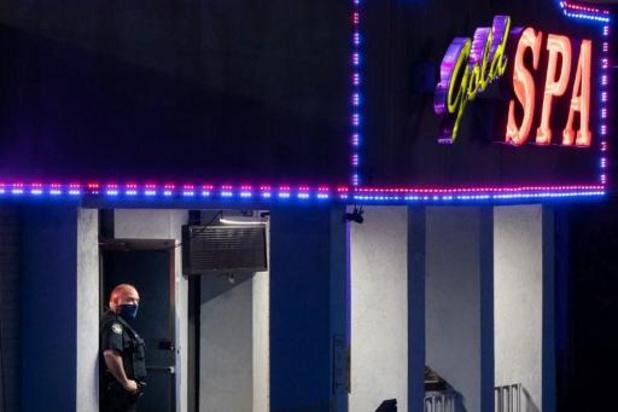 Schietpartijen Atlanta: dader zei dat aanval niet racistisch was (politie)