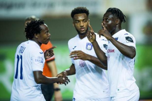 Jupiler Pro League - Anderlecht boekt eenvoudige zege bij Waasland-Beveren