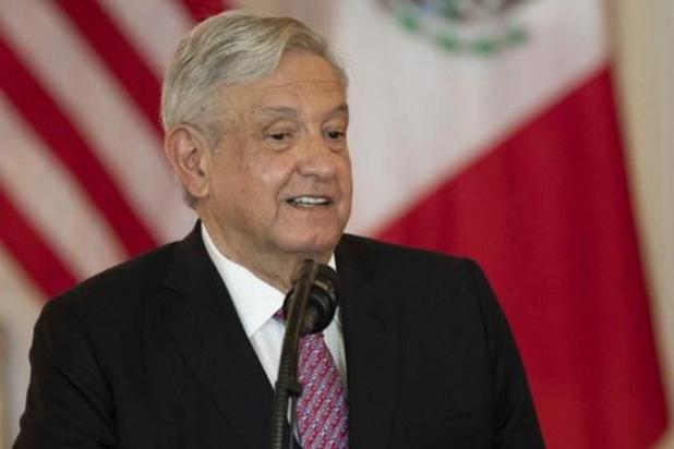 Coronavirus - Le président du Mexique doute de l'utilité des masques