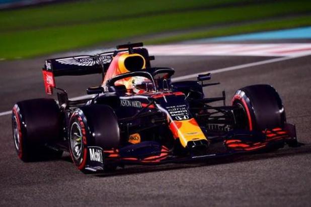 F1 - GP van Abu Dhabi: Max Verstappen snelt naar eerste polepositie van het seizoen