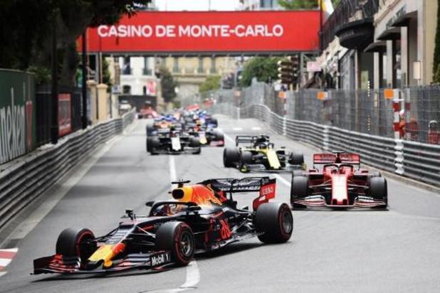Le Grand Prix de F1 de Monaco annulé, une première depuis 1954