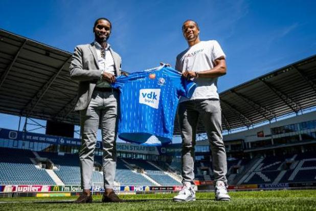 Kapitein Odjidja verlengt contract tot 2023 bij AA Gent, Botaka kijkt uit naar uitdaging