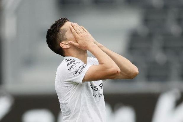 Jupiler Pro League - Eupen s'incline à domicile face à une équipe anversoise réaliste