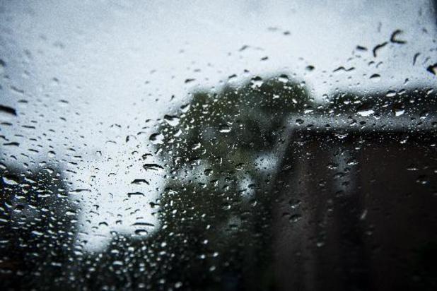 Fortes précipitations et orages en vue, la Belgique en code jaune