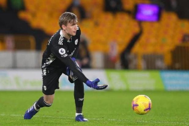 Transfer Deadline Day - L'international islandais Alex Runarsson prêté par Arsenal à Oud-Heverlee Louvain