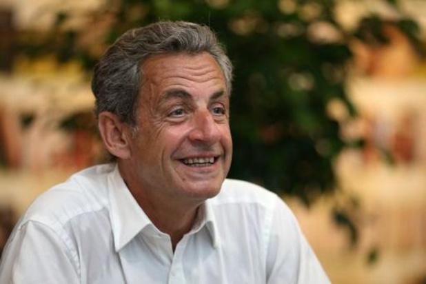 Sarkozy in maart voor rechter voor geknoei met campagnegeld