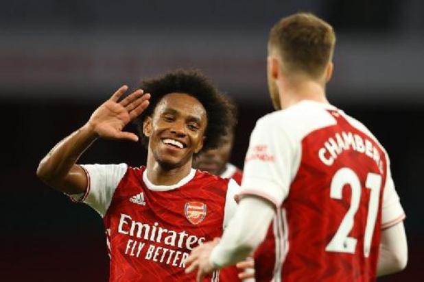 Premier League - Willian quitte Arsenal et retourne au Brésil