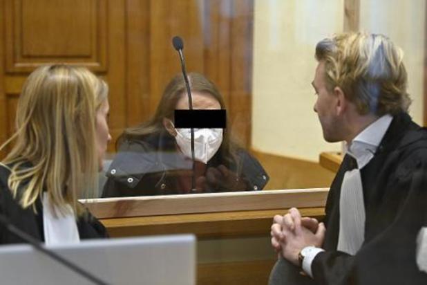 Assisen Vlaams-Brabant - Alinda Van der Cruysen veroordeeld tot 15 jaar cel voor dubbele moord