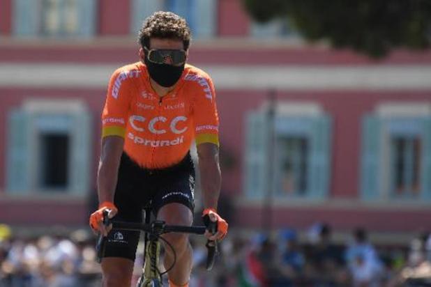"""Tour de France - Van Avermaet is ontgoocheld na vierde plaats: """"Hoopte dichter te eindigen"""""""