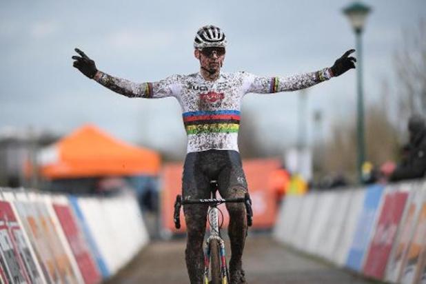 Mathieu van der Poel préfère disputer les Jeux Olympiques que le Tour de France
