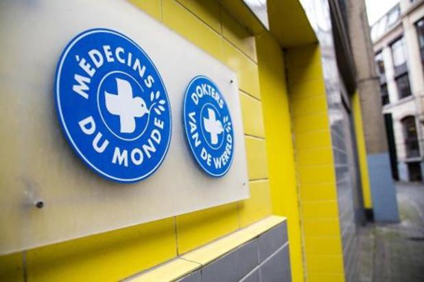 Médecins du monde lance son plan médical hivernal
