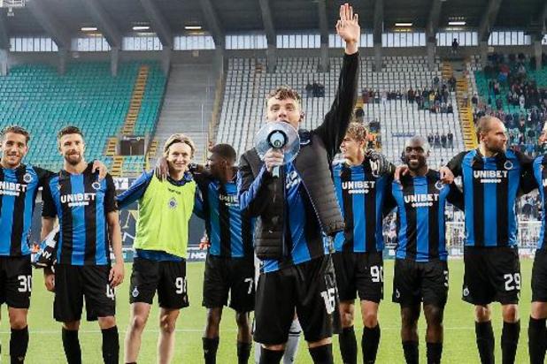 Loodzware Champions League-loting voor Club Brugge