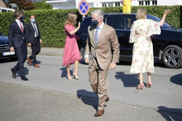 Le Roi prolonge la mission du duo de préformateurs Magnette-De Wever