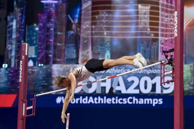 """Mondiaux d'athlétisme - Ben Broeders, 12e de la finale du saut à la perche: """"Je n'avais plus ma régularité"""""""